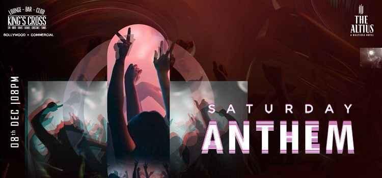 Saturday Anthem Ft. Dj Jam Dj Vshl At Kings Cross, Chandigarh