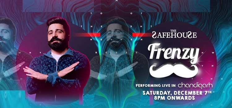 Saturday Night Ft. Dj Frenzy At The Safe House