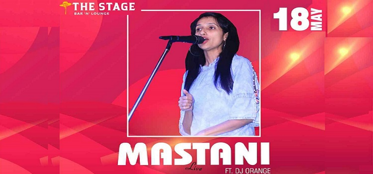 Saturday Night Ft. Mastani At The Stage