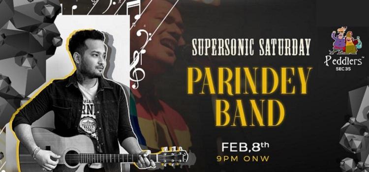 Saturday Night Ft. Parindey Band At Peddlers