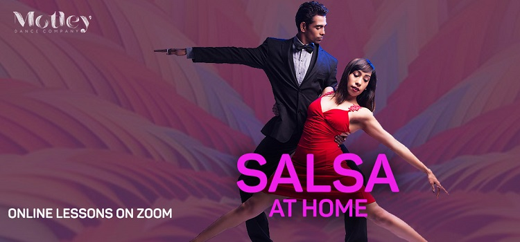 Saturday Salsa with The Motley Dance Company