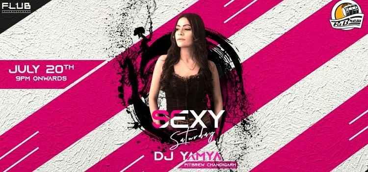 Sexy Saturday with DJ Yamya at Pitbrew