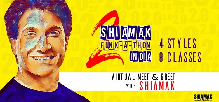 Shiamak Davar Virtual Dance Class For Kids