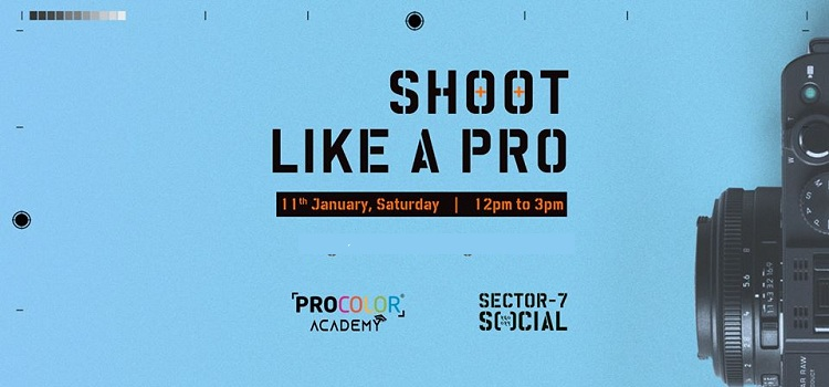 Photography Workshop at Social Chandigarh