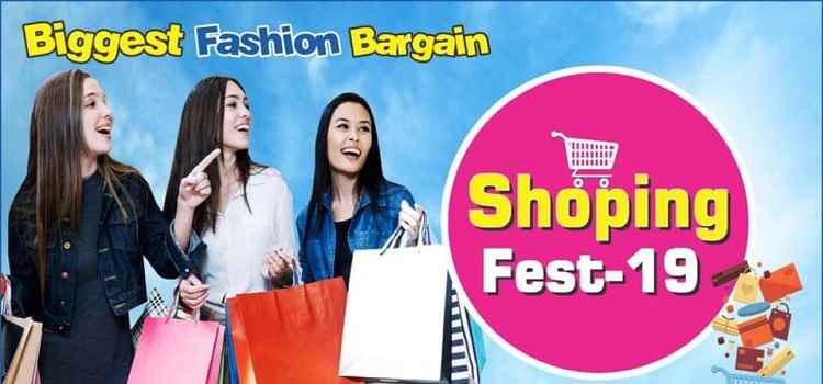 Shopping Fest 2019 At Kisan Bhawan