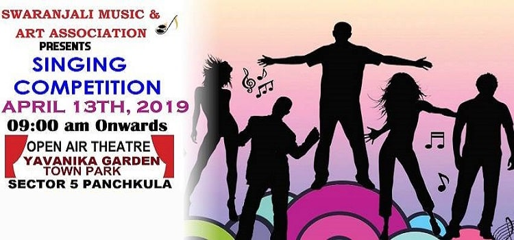 Solo,Duet & Group Singing Competition In Panchkula