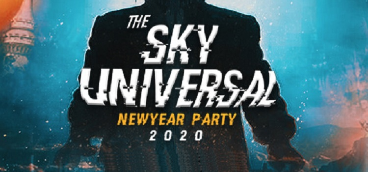 Sky Universal New-year Party 2020 In Ahmedabad