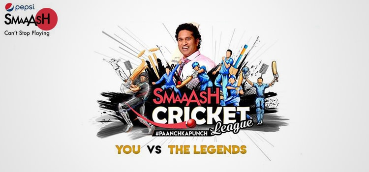 Fuel Your Inner Cricket Fire With Smaaash Cricket League: Where Its You Vs The Legends