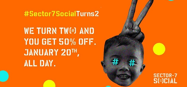 Social Chandigarh Turns 2