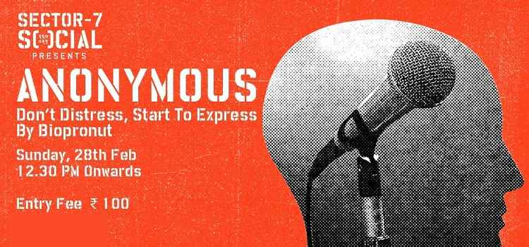 Anonymous Open Mic At Social Chandigarh