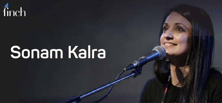 Musical Night With Sonam Kalra At The Finch by The Finch
