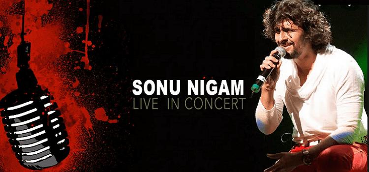 Sonu Nigam Live concert In Ahmedabad