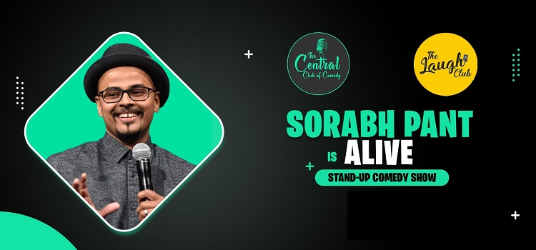 Sorabh Pant Live At Laugh Club Chandigarh by Laugh Club