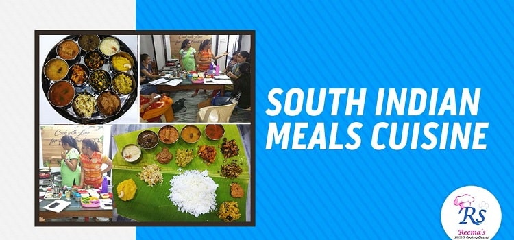 South Indian Meals Cuisine Online Class