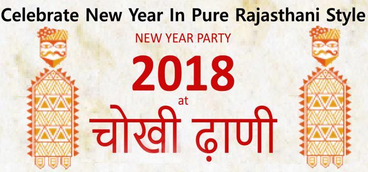 Celebrate New Year's Like Never Before At Chokhi Dhani