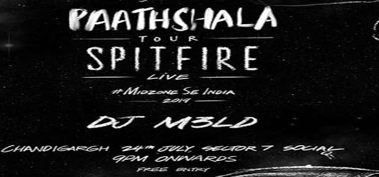 Spitfire - Paathshala EP Launch at Social