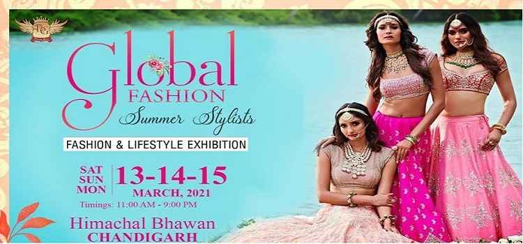 Fashion Exhibition At Himachal Bhawan Chandigarh by Himachal Bhawan