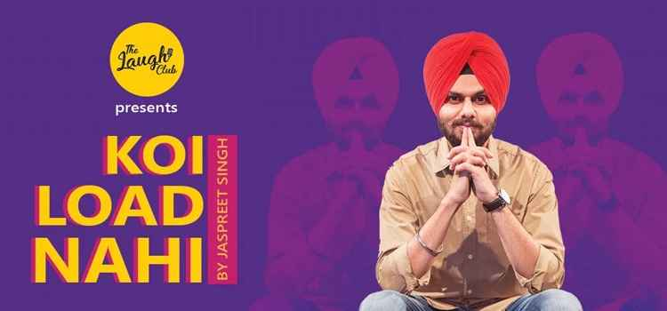 Comedian Jaspreet Singh live In Chandigarh
