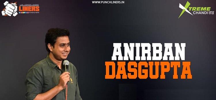 Stand up Comedy ft. Anirban Das Gupta At Xtreme