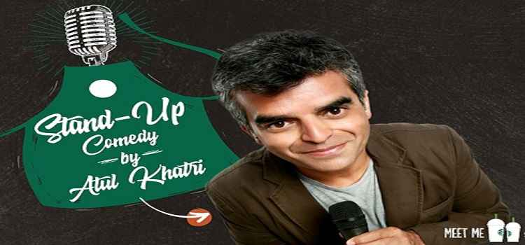 Stand Up Comedy Ft. Atul Khatri At Starbucks