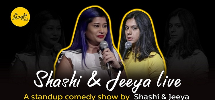 Stand Up Comedy At The Laugh Club