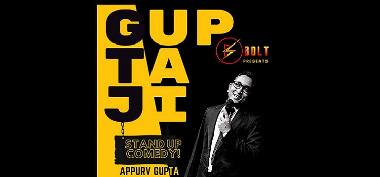 Stand Up Comedy By Appurv Gupta At Barcode IXC, Chandigarh