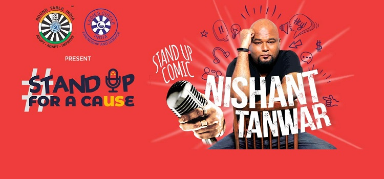 Stand Up Comedy By Nishant Tanwar In Ahmedabad