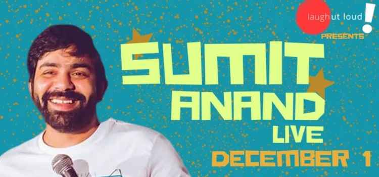 Stand Up Comedy By Sumit Anand Live In Chandigarh