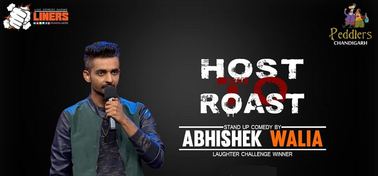 Stand Up Comedy ft. Abhishek Walia At Peddlers