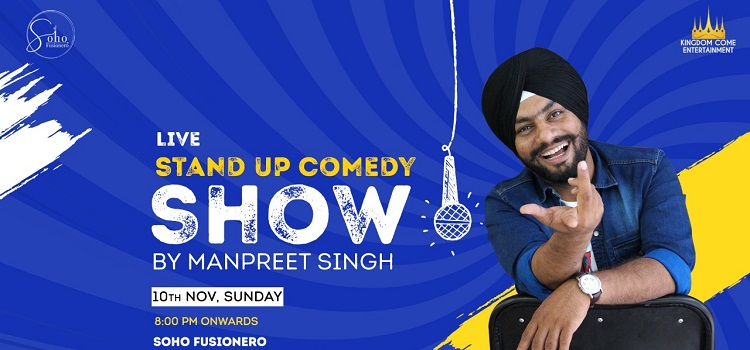 Stand Up Comedy By Manpreet Singh Live In Ludhiana
