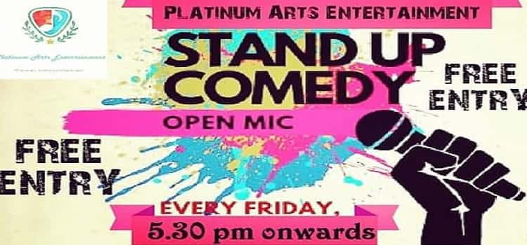 Stand Up Comedy Open Mic Vol 34 at Chai Brewery