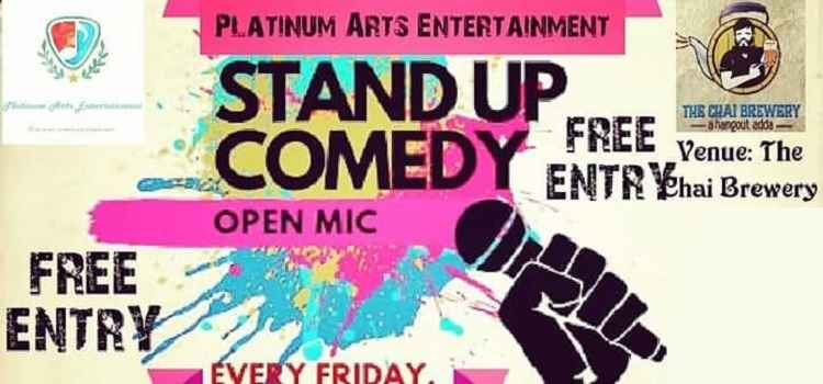 Stand Up Comedy Open Mic Vol 43 In Chandigarh