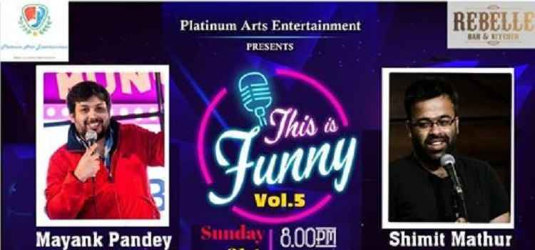 Stand Up Comedy By Shimit Mathur & Mayank Pandey
