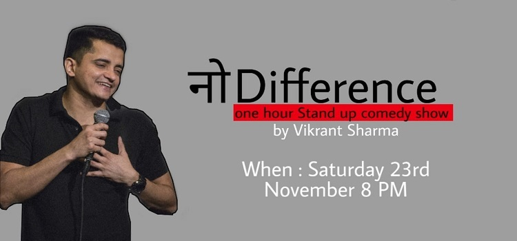 Stand Up Comedy By Vikrant Sharma In Ahmedabad