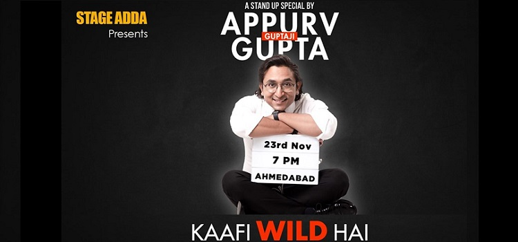 Stand Up Special By Appurv Gupta In Ahmedabad