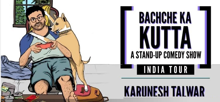 Stand Up By Karunesh Talwar At The Laugh Club by Laugh Club