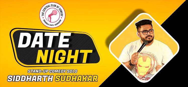 Siddharth Sudhakar Live At Laugh Club Chandigarh