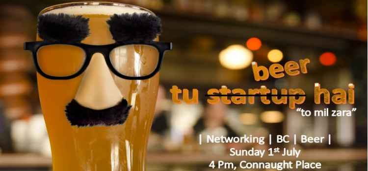 Startups, Gear Up For Some Networking At Connaught Place, Central Delhi!