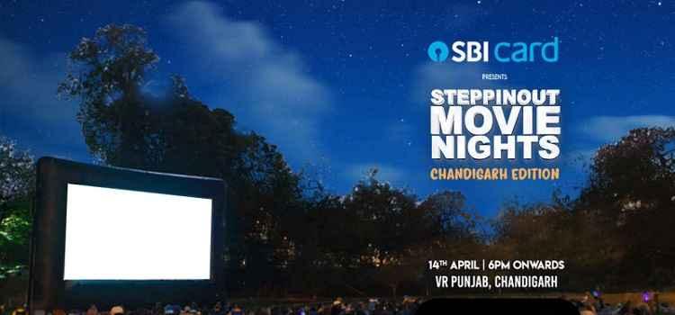 Steppinout Movie Nights: Chandigarh Edition