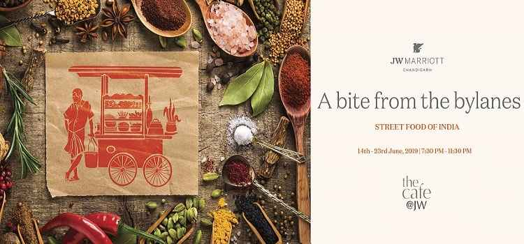 Street Food: A byte from bylanes At JW Marriott