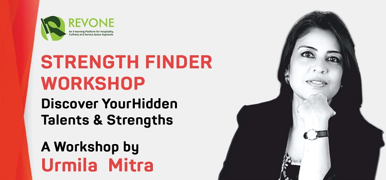 Strength Finder Workshop By Ms.Urmila Mitra Chandy by Online Events