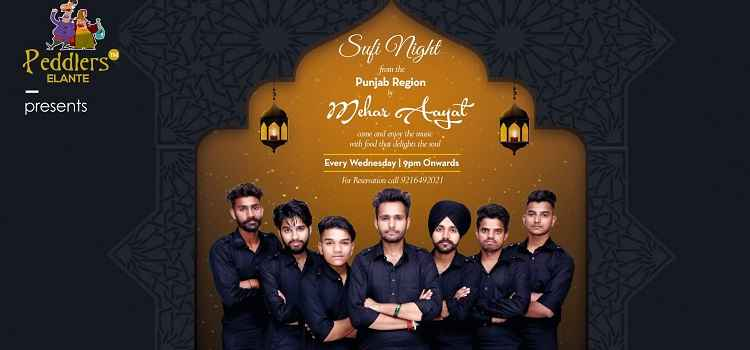 Indulge In The Mystique And Tranquility Of Sufi Night With Mehar Aayat