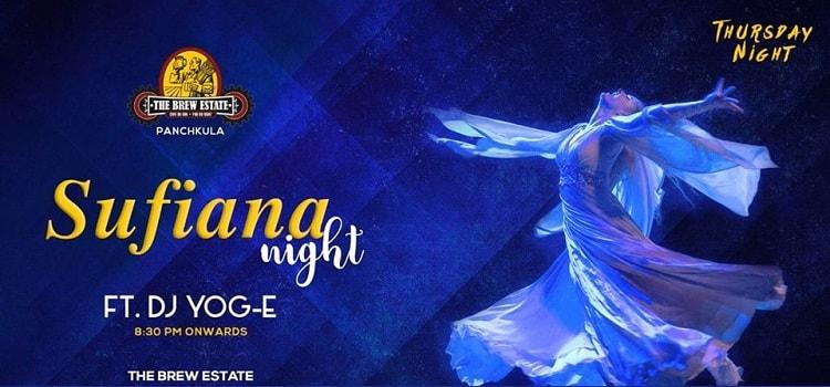 Sufiana Night At The Brew Estate Panchkula