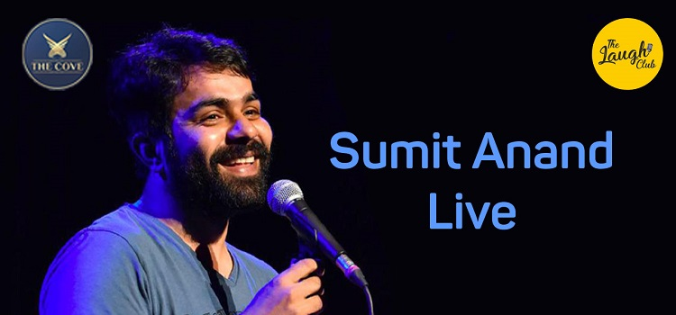 Sumit Anand Live At Laugh Club In Chandigarh