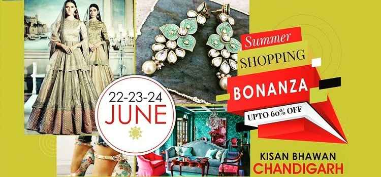 Summer Shopping Bonanza At Kisan Bhawan