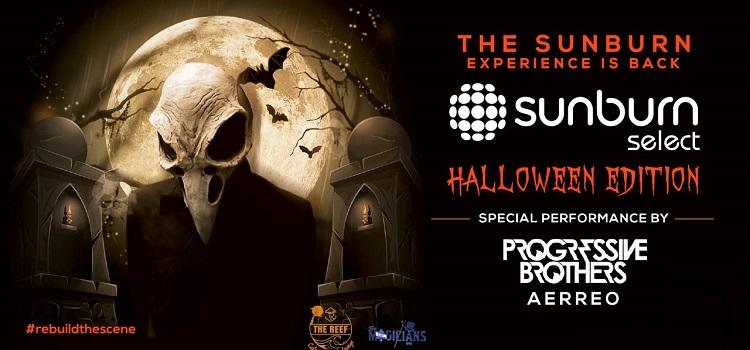 Sunburn-Halloween Edition At The Reef Chandigarh
