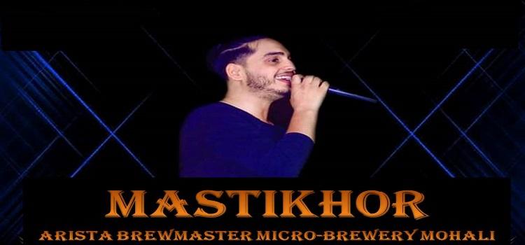 Sunday Night Ft. Mastikhor Band At Arista Hotel