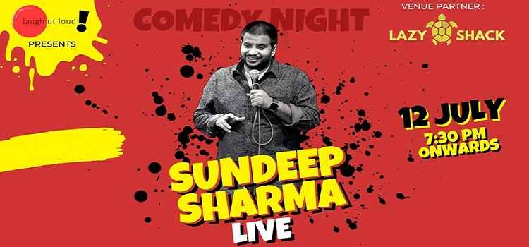 Sundeep Sharma Live At Lazy Shack