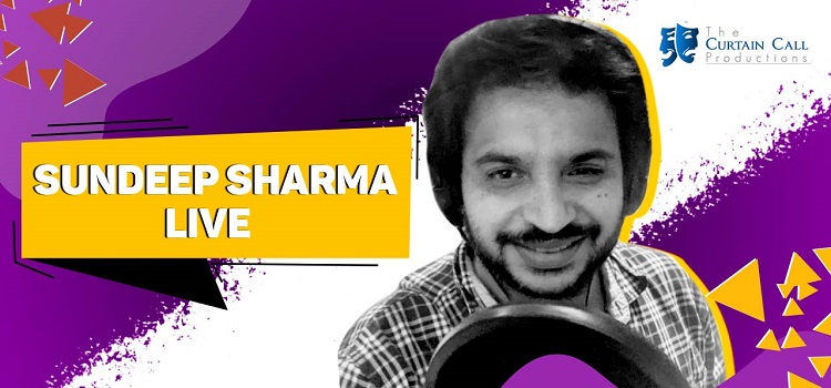 Sundeep Sharma Live Comedy Event