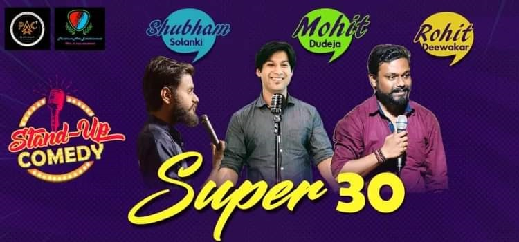 Super 30 At Platinum Arts Clubs by Platinum Arts Club